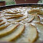 recette hmm!tarte pommes/cannelle!!!