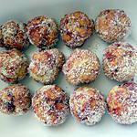 recette Gateau à la noix de coco et à la confiture