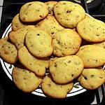 recette Cookies moelleux aux pépites de chocolat