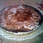 recette Bavarois chocolat / vanille