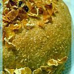recette Pain à la semoule de maïs