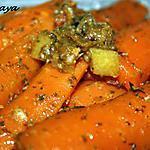 recette Salade de carottes au cumin