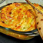 curry rouge : recette Gratin de courge à la pâte de curry rouge