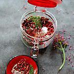 recette Sel aux herbes et épices pour des poêlées de légumes