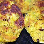 recette Maakoudas ou galettes de pommes de terre marocaines
