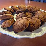 recette SABLES ORANGE ET CITRON CONFIT