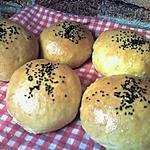 recette pain humberger maison
