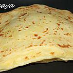 recette Msemmens ou galettes feuilletées marocaines