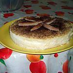 recette Biscuit Bavarois aux poires