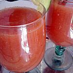 recette Gaspacho andalou