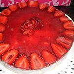 recette Bavarois aux fraises pour la fête des mères