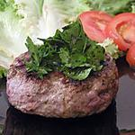 recette Steak haché de canard