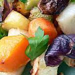 recette Ragoût de légumes oubliés