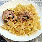 recette Paupiettes à l'italienne
