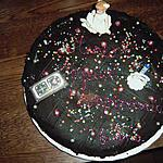 Gâteau pour les fondus de chocolat