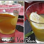recette Sangria au vin blanc