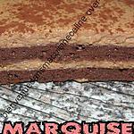 recette marquise à la napolitaine