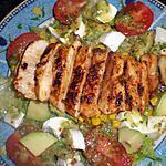 recette salade gourmande