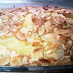 recette Cake pommes/ amandes