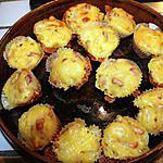 recette Muffins à la savoyarde