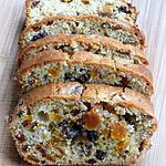recette Cake aux abricots secs, raisins & figues