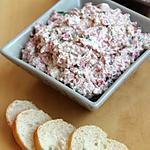 Mousse de salami & au fromage frais (Thermomix)