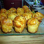 recette Muffin lardons-emmental