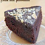 recette Chocolate coca cake