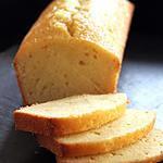 recette Cake au citron de Pierre Hermé