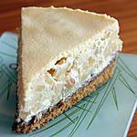 recette Cheesecake au sirop d'érable & aux pommes
