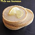 recette Tartelette au citron, lait de coco & banane