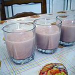 recette mousse de fraise