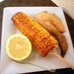 recette Epis de maïs&poulet