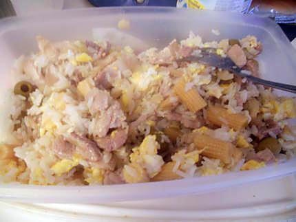 Recette de riz reste du frigo - Cuisiner avec les reste du frigo ...