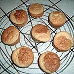 recette petits fondants vanillés