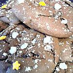 recette Biscuit moelleux au nutella perlé