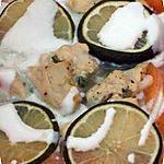 recette Papillote de Poulet au Melon