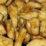 recette Poulet Caramélisé au Miel