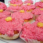 recette Cupcakes fraise citron