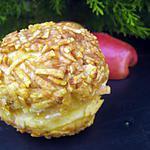 recette pomme au four et son râpé citronné