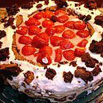 recette Gâteau Chocolat Fraises