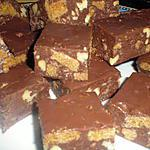recette fudge noix et speculoos