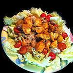 recette Salade venue d'Inde provençale ! 0%MG