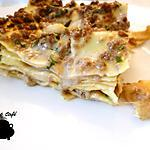 recette Lasagnes au boeuf et parmesan