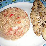 recette Taboulé de quinoa