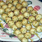 recette Pomme de terre parisienne