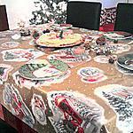 recette Ma table gouter crepes party du dimanche 'periode de noel'