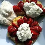 recette Tartelettes aux fraises