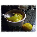 recette Lemon curd de RIRICOLIBRI