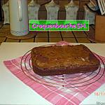 recette Brownies gourmand